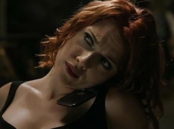 Vidéo : Scarlett Johansson, reine de la baston dans The Avengers !