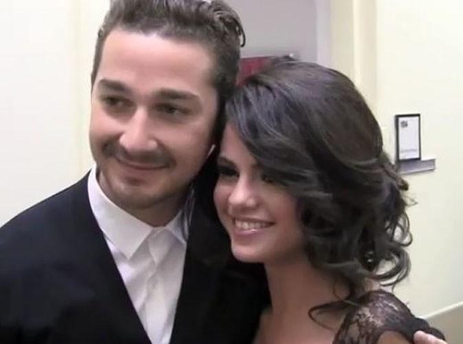 Vidéo : Selena Gomez, hystérique quand elle rencontre Shia LaBeouf !