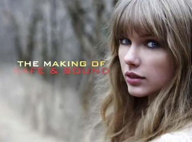 Vidéo : Taylor Swift : dans les coulisses de son nouveau clip !