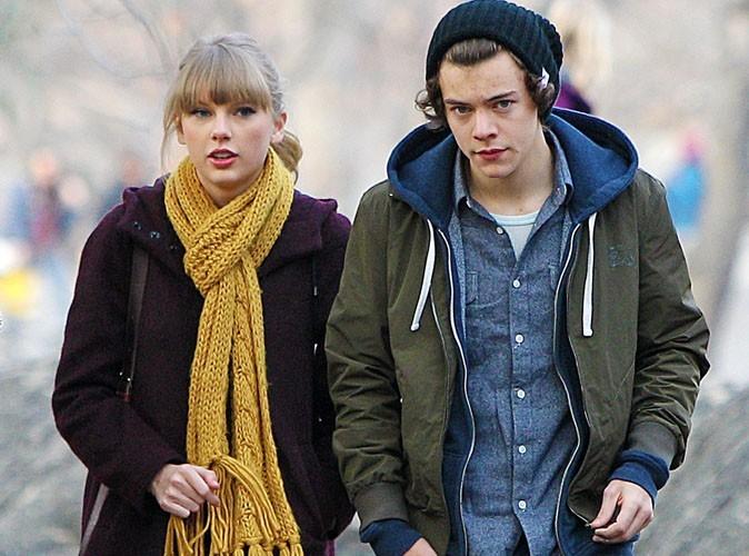 Vidéo : Taylor Swift et Harry Styles : baiser passionné pour se souhaiter la bonne année !