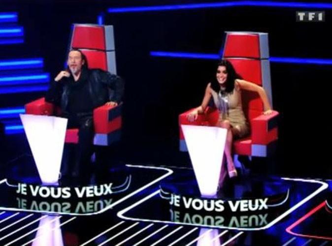 Vidéo : The Voice : Jenifer, Garou... Tous conquis par une reprise de Lana Del Rey !