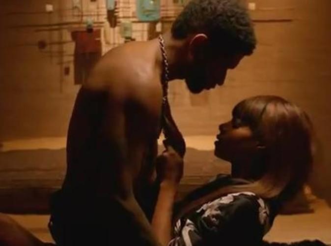 Vidéo : Usher : il tombe le haut dans son nouveau clip !