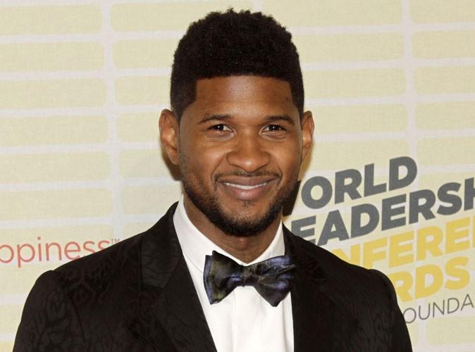 Vidéo : Usher : le chanteur agressé par une femme hystérique en pleine rue...