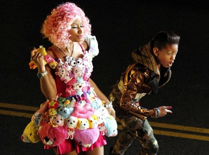 Vidéo : Willow Smith : son nouveau clip avec Nicki Minaj !
