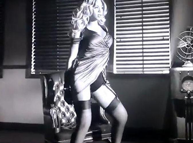 Vidéos : Beyoncé : son nouveau clip s'annonce chaud, très chaud !