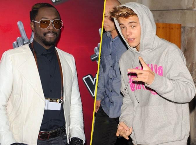"""Will.I.Am défend Justin Bieber : """"C'est un gentil garçon !"""""""