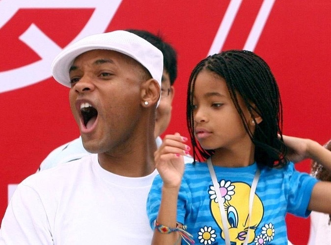 Will Smith: sa fille Willow dans un remake d'Annie !