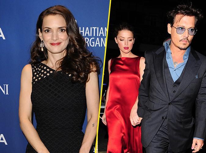 Winona Ryder : en colère contre son ex, Johnny Depp !