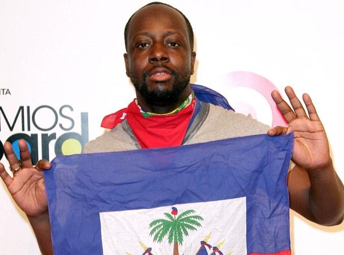 Wyclef Jean s'est fait tirer dessus à Haïti !