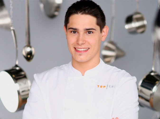 Xavier Koenig Remporte Top Chef 2015