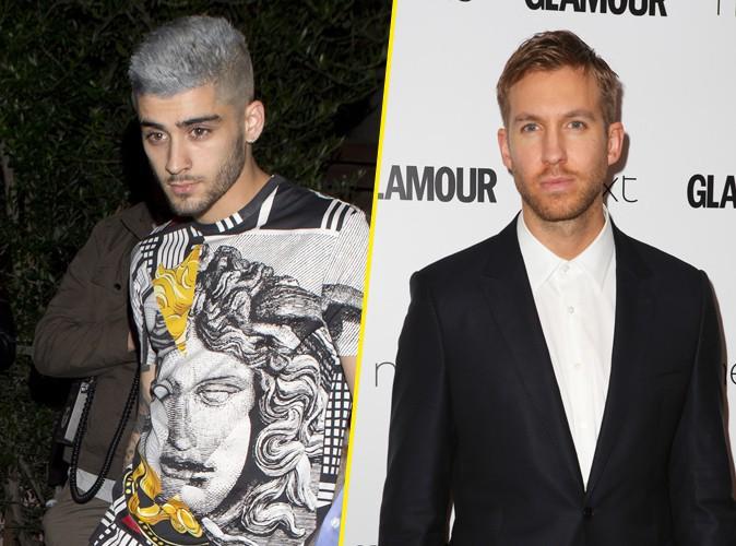 Zayn Malik se moque de Taylor Swift, Calvin Harris réplique aussitôt !