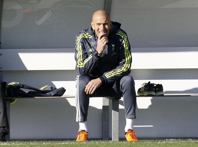 Zinedine Zidane entraineur du Real Madrid : son salaire (au rabais) dévoilé !