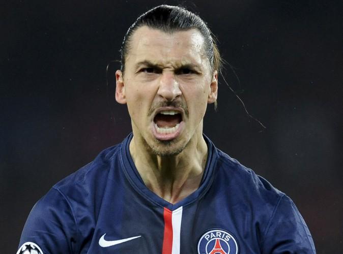 Zlatan Ibrahimovic n'est pas content, il n'est plus le footballeur le mieux payé en France !