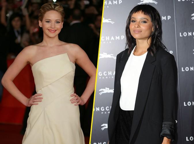 Zoë Kravitz : jalouse de la réussite de son ex BFF, Jennifer Lawrence !