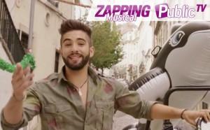 Vidéo : Kendji Girac, Maude, Gad Elmaleh... Découvrez le Zapping Musical de l'été !