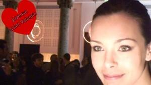 """Miss France Marine Lorphelin : """"Pour la Saint Valentin je vais manger des glaces parce que je serai seule et célibataire ! """""""