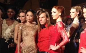Fashion Week Paris : Christophe Guillarmé présente sa collection glamour et scintillante !