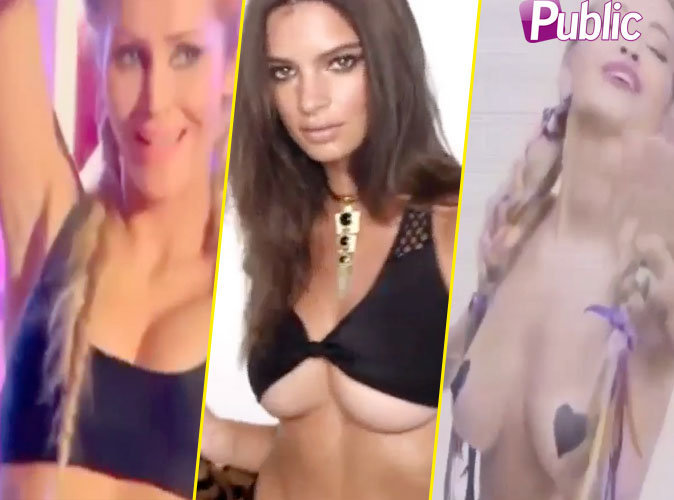 Rita Ora, Tatiana Laurens, Emily Ratajkowski, Milla Jasmine... Leur délire sexy !