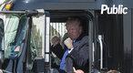 donald trump, maison blanche, états-unis, melania trump, vidéo, camion, poids lourd, volant, photos, vidéo, public, président, obamacare