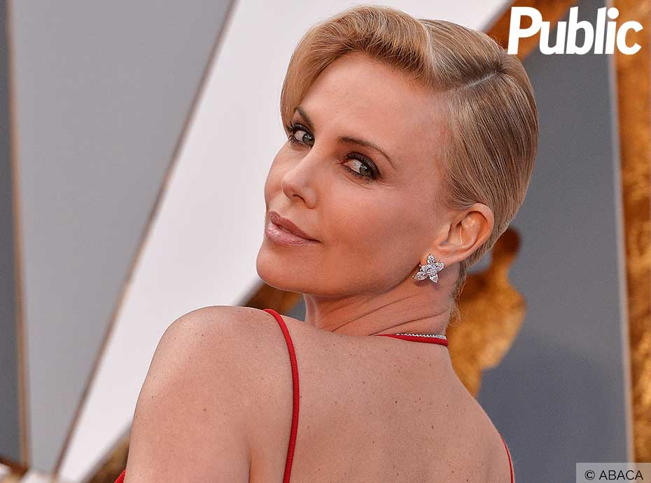 Charlize Theron : Une Atomic Blonde sur red carpet !