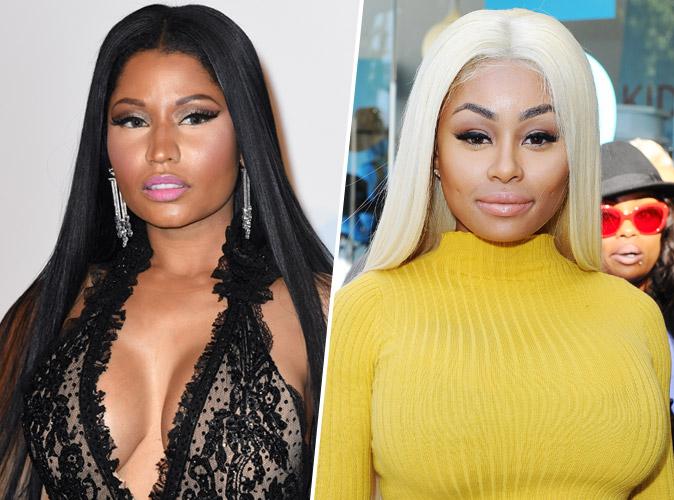 Nicki Minaj et Blac Chyna, reines de la provoc sur le tournage de