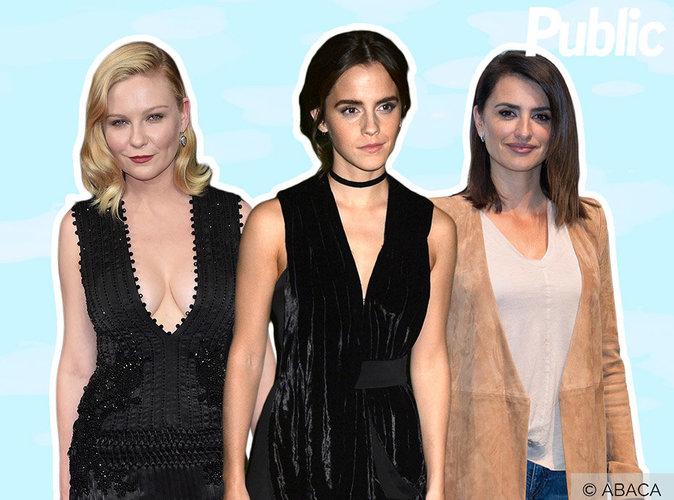 Emma Watson, Kirsten Dunst, Cate Blanchett... elles disent NON au Botox !