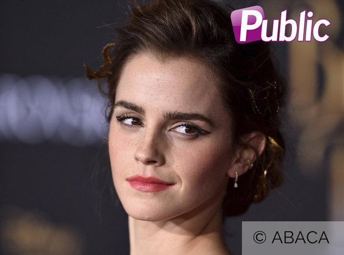Emma Watson : Reine du bal à l'avant-première de La Belle et la Bête !