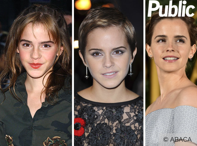 Emma Watson : Son évolution physique !