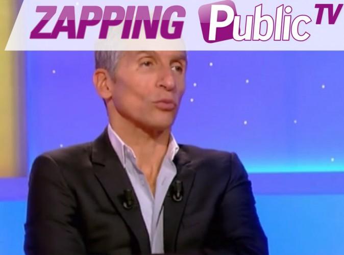 """Zapping Public TV n°727 : Nagui à un candidat : """"Normalement, votre queue elle descend plus bas !"""""""