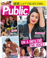 Jenifer en couverture !