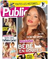 Rihanna en couverture !