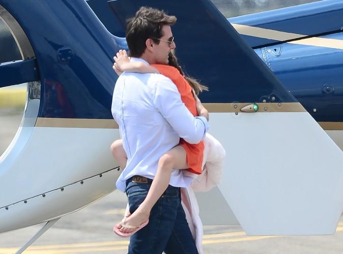 Tom Cruise : il pourrit Suri de cadeaux et fait enrager Katie Holmes !