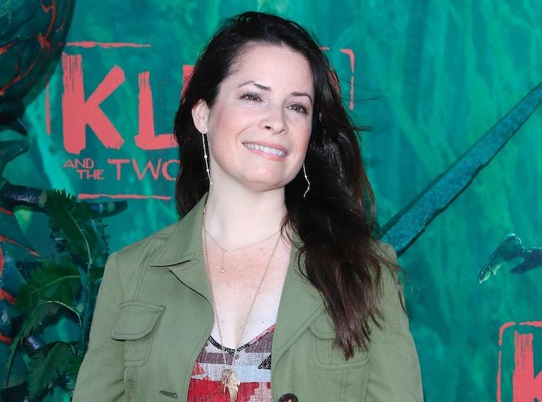 Holly Marie Combs : Encore un mariage pour la star de Charmed !