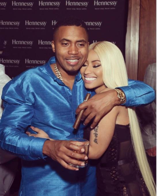 Nas et Nicki Minaj toujours plus proches !