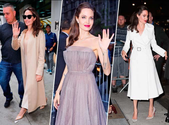 Angelina Jolie fait son come back aux Nations Unies !