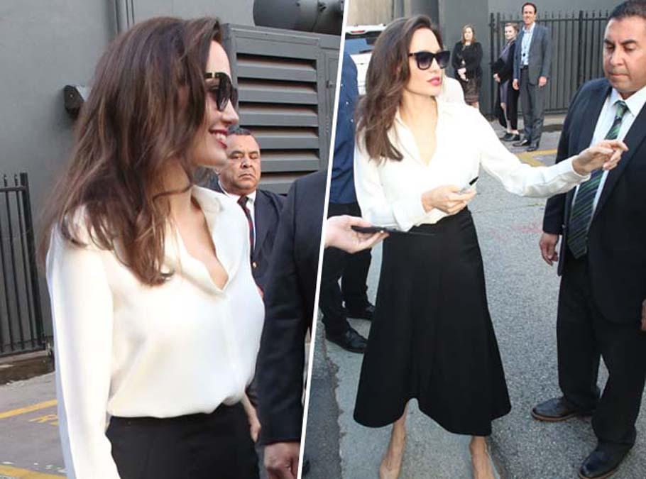 Angelina Jolie utilise-t-elle la magie noire pour reconquérir Brad Pitt ?