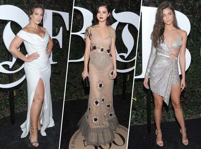 Ashley Graham, Selena Gomez, Taylor Hill... Toutes les stars de la soirée BoF500