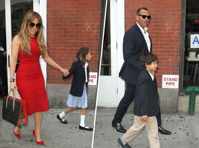 Jennifer Lopez-Alex Rodriguez : cette sortie familiale au resto que Marc Anthony ne va pas digérer !