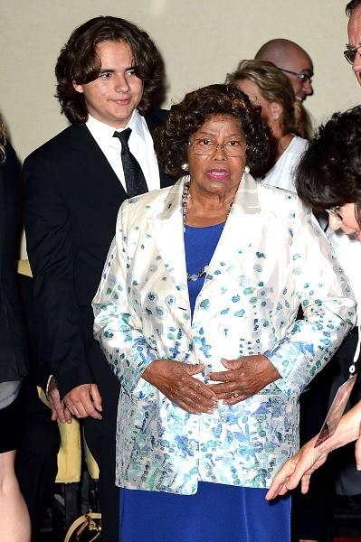 Katherine Jackson, la mère de feu MJ
