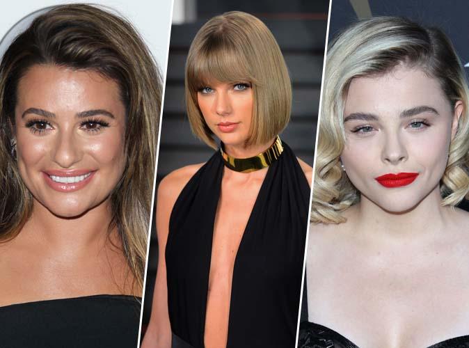 Lea Michele, Taylor Swift, Chloe Moretz... Ces stars qui n'ont jamais eu recours à la chirurgie esthétique