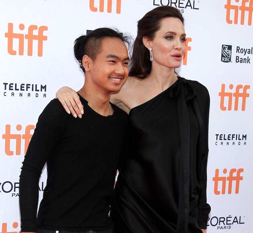 Maddox Pitt-Jolie : Pour sa première entrevue, il encense Angelina Jolie !