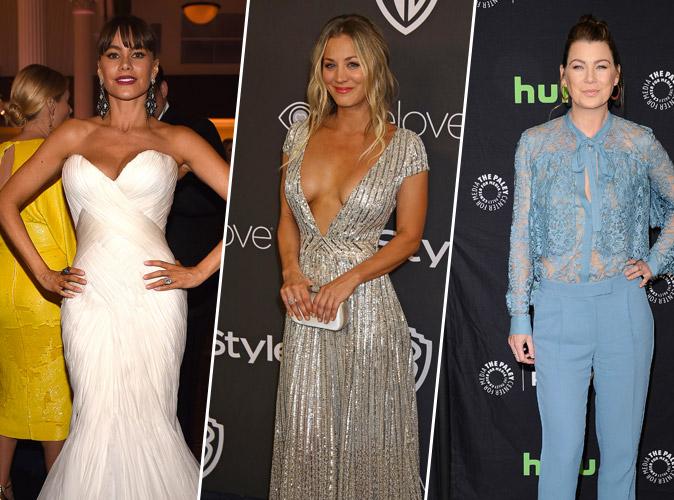 Sofia Vergara, Kaley Cuoco, Ellen Pompeo... le classement des actrices de séries les mieux payées selon Forbes