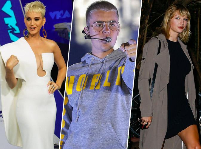 Youtube : Katy Perry, Justin Bieber, Taylor Swift... le top 10 des artistes qui cumulent le plus de vues !