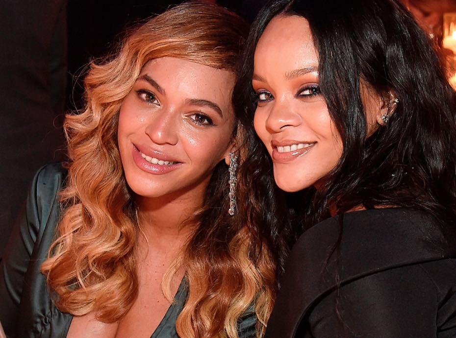 Rihanna et Beyoncé : Nouvelles BFF devant Jay-Z !